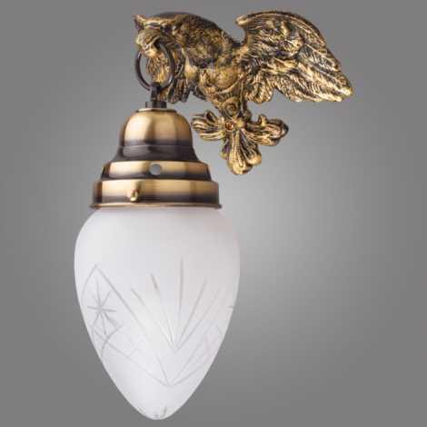 OURO EAGLE OK60/P fali lámpa 1xE27/60W