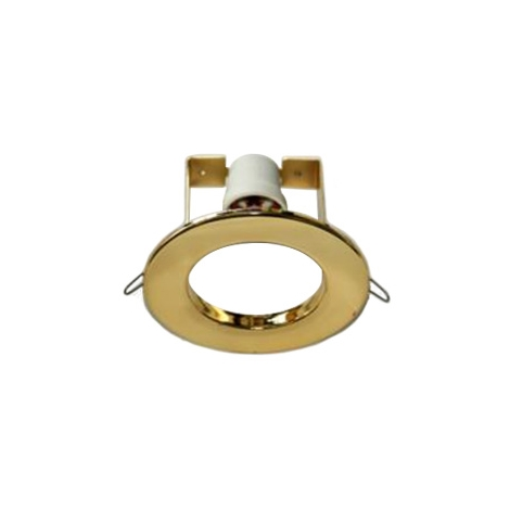 P 01 mélysúgárzó, arany 1xE27/60W