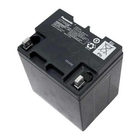 Panasonic LC-P1228AP - Ólomakkumulátor 12V/28Ah/szem M5