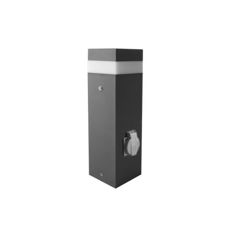Panlux NZS-LED - Érzékelős lámpa kültérbe LED 1x16LED GARD/1,2 W/230V