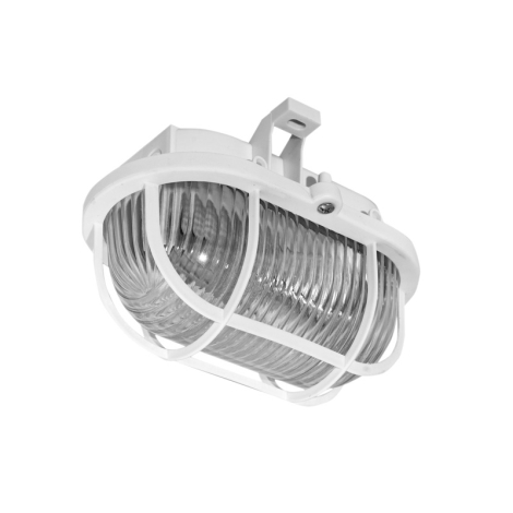 Panlux PN31300001 - LED kültéri mennyezeti lámpa OVAL LED 1xLED/5W/230V