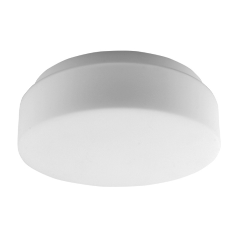 Panlux PSAB-60/B -Kültéri mennyezeti lámpa  ALTRA 265 1XE27/60W/230V opál üveg