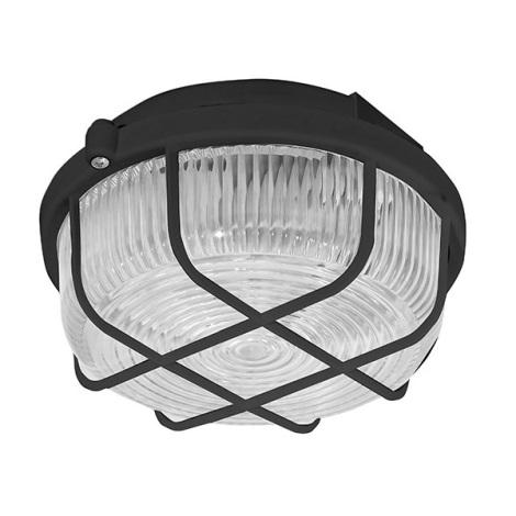 Panlux SKP-100/C - Kültéri mennyezeti lámpa KÖR 1xE27/100W/230V