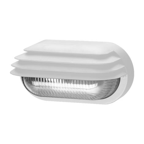 Panlux SOG-40/B -Kültéri fali lámpa OVAL GRILL 1xE27/40W/230V