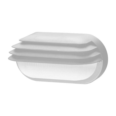 Panlux SOG-M-40/B -Kültéri fali lámpa OVAL GRILL 1xE27/40W/230V