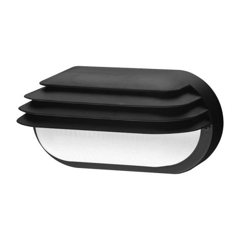 Panlux SOG-M-40/C - Kültéri fali lámpa  OVAL GRILL 1xE27/40W/230V
