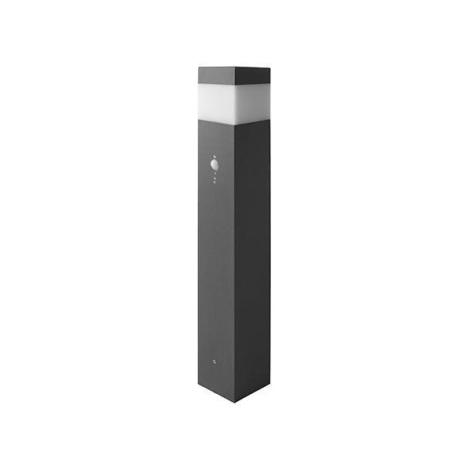 Panlux VZS-E14 - Érzékelős lámpa kültérbe GARD 1xE14/60W/230V