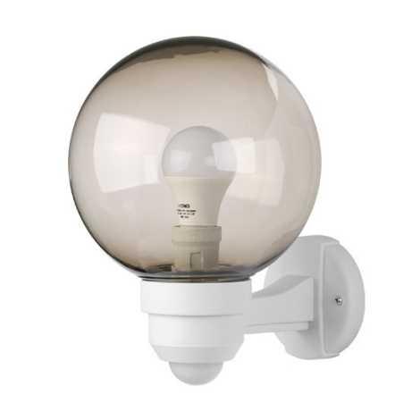 Panlux ZOK-S-20/B - Kültéri Fali érzékelős lámpa 1XE27 PARK S/60W/230V