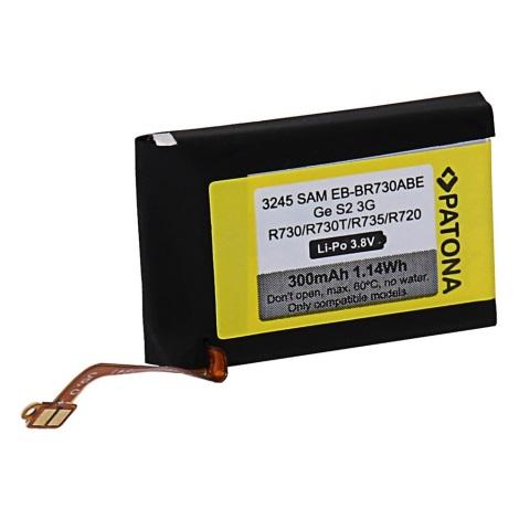 PATONA - Samsung Gear akkumulátor S2 3G 300mAh