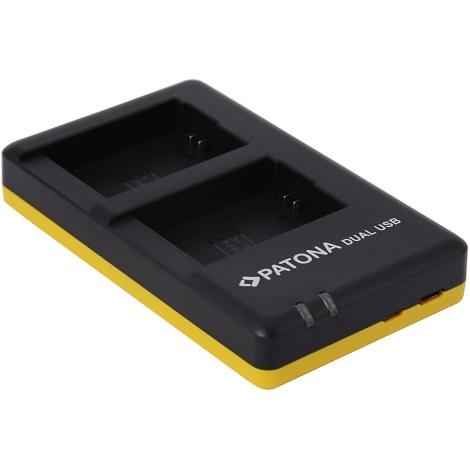PATONA - Töltő Foto Dual Quick Sony NP-FW50 USB