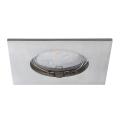 Paulmann 92761 - LED Fürdőszobai beépíthető lámpa  COIN LED/6,8W/230V IP44