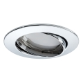 Paulmann 92779 - LED Beépíthető lámpa COIN 1xLED/6,8W/230V