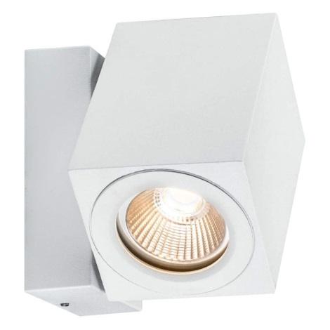 Paulmann 93782 - LED/7W IP44 Kültéri fali lámpa  CUBE 230V