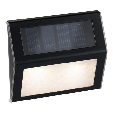 Paulmann 94234- LED/0,05W IP44 Kültéri szolár lámpa érzékelővel DAYTON 1,5V