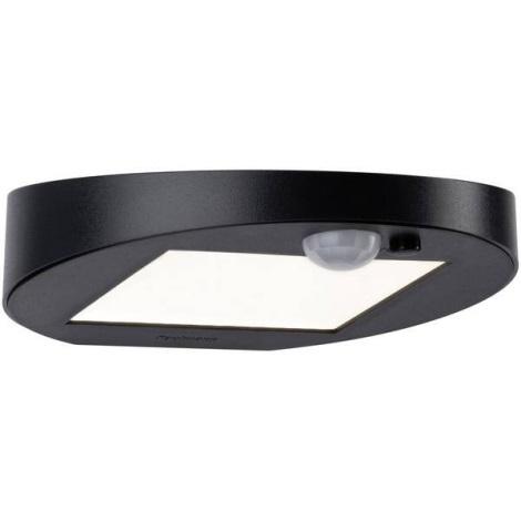 Paulmann 94246 - LED/1,2W IP44 Kültéri szolárlámpa érzékelővel RYSE 3,7V