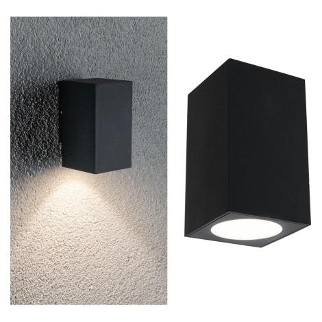 Paulmann 94327 - LED/3,8W IP44 Kültéri fali lámpa FLAME 230V antracit