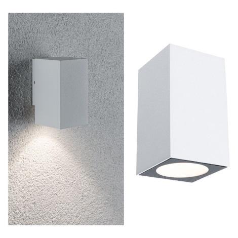 Paulmann 94329 - LED/3,8W IP44 Kültéri fali lámpa FLAME 230V fehér