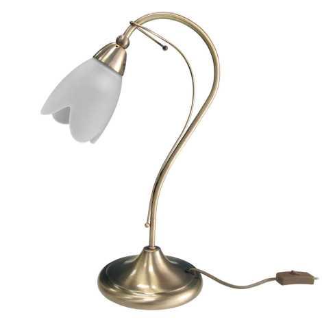 PETAL L AB asztali lámpa 1xE14/60W