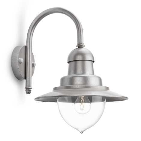 Philips 01652/52/16 - Kültéri fali lámpa MYGARDEN RAINDROP 1xE27/53W/230V