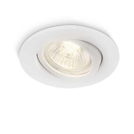 Philips 01796/31/16 - Koupelnové podhledové svítidlo MYGARDEN FRESCO 1xGU10/50W/230V