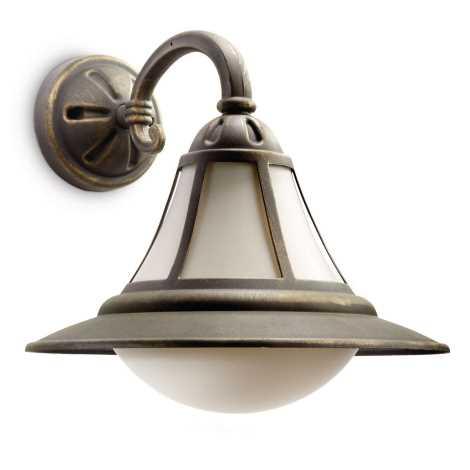 Philips 15211/42/16 - Kültéri fali lámpa MYGARDEN PROVENCE 1xE27/100W/230V