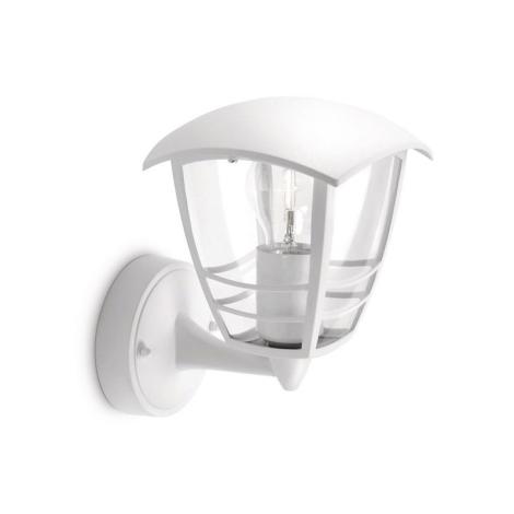 Philips 15380/31/16 - Kültéri fali lámpa MYGARDEN CREEK E27/60W/230V