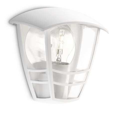 Philips 15387/31/16 - Kültéri fali lámpa MYGARDEN CREEK 1xE27/60W/220-240V