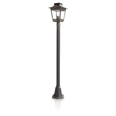 Philips 15403/86/16 - Kültéri lámpa MYGARDEN HEDGE 1xE27/53W/230V