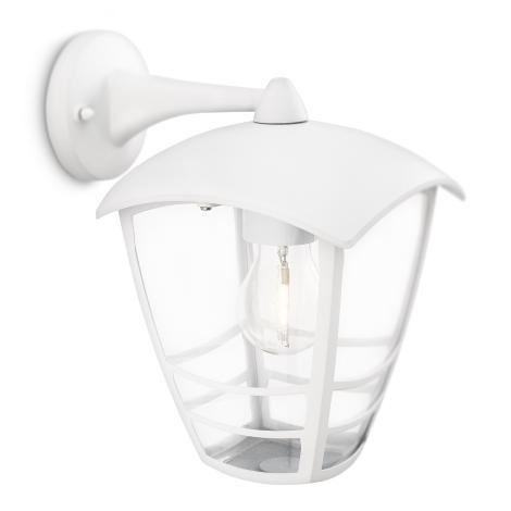 Philips 15461/31/16 - Kültéri fali lámpa MYGARDEN STREAM 1xE27/60W/230V