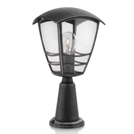Philips 15462/54/16 - Kültéri lámpa MYGARDEN STREAM 1xE27/60W/230V