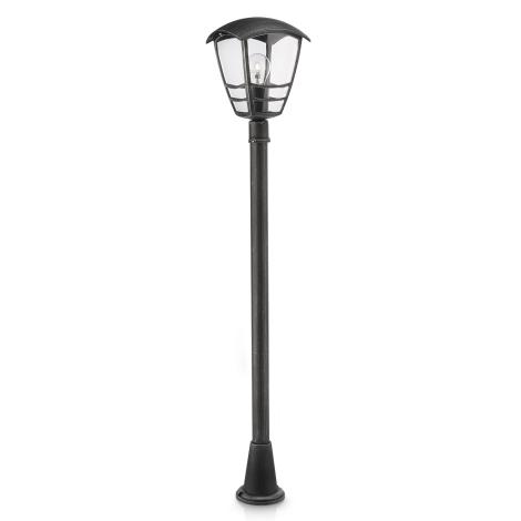 Philips 15463/54/16 - Kültéri lámpa MYGARDEN STREAM 1xE27/60W/230V