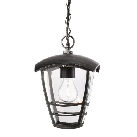 Philips 15466/54/16 - Kültéri lámpa MYGARDEN STREAM 1xE27/60W/230V