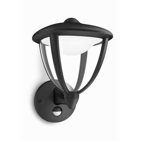 Philips 15479/30/16 - LED kültéri lámpa  MYGARDEN ROBIN érzékelővel 1xLED/4,5W/230V