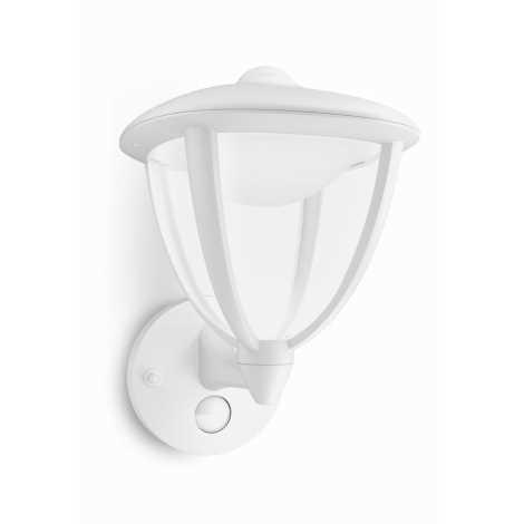 Philips 15479/31/16 - LED kültéri lámpa MYGARDEN ROBIN érzékelővel 1xLED/4,5W/230V