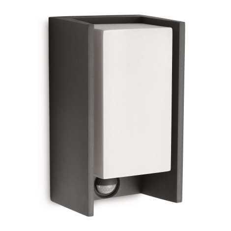 Philips 16352/93/16 - Szenzoros kültéri lámpa MYGARDEN BRIDGE 1xE27/15W/230V