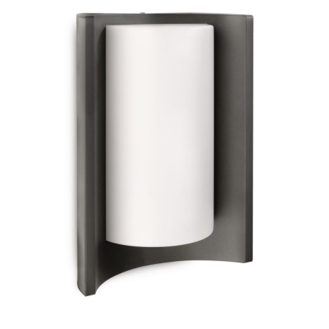 Philips 16404/93/16 - Kültéri fali lámpa MYGARDEN MEANDER 1xE27/20W/230V