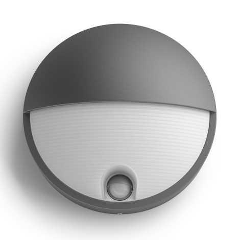 Philips 16456/93/P3 - LED Kültéri lámpa MYGARDEN CAPRICORN LED/6W/230V