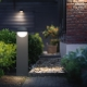 Philips 16458/93/16 - LED venkovní lampa MYGARDEN CAPRICORN LED/6W/230V