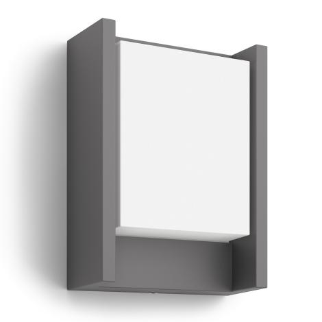 Philips 16460/93/P3 - LED Kültéri lámpa MYGARDEN ARBOUR 1xLED/6W/230V