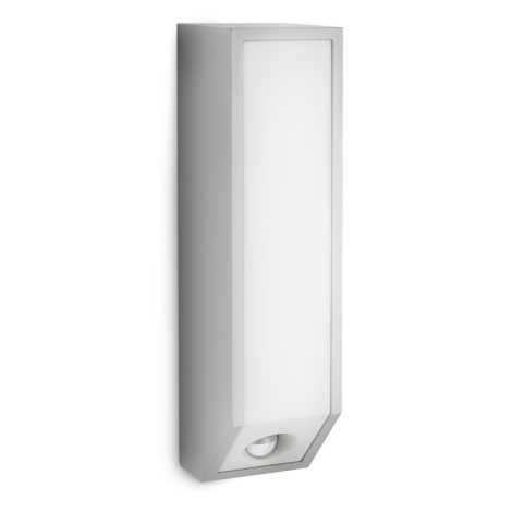 Philips 16933/87/16 - Szenzoros fali lámpa MYGARDEN FEATHER 1xE27/23W/230V