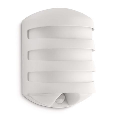 Philips 16938/31/16 - Szenzoros fali lámpa MYGARDEN FOLIAGE 1xE27/20W/230V