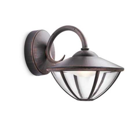 Philips 17211/86/16 - LED-es kültéri fali lámpa MYGARDEN EDEN 1xLED/7,5W/230V