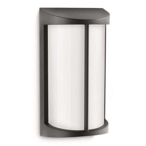 Philips 17229/30/16 - Kültéri fali lámpa MYGARDEN POND 1xE27/23W/230V