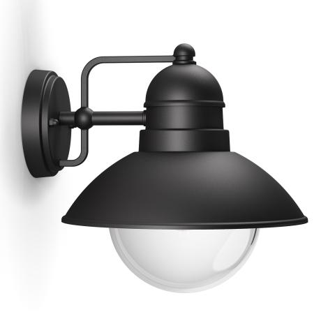 Philips 17237/30/PN - Kültéri lámpa MYGARDEN HOVERFLY 1xE27/60W/230V