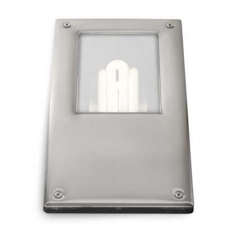 Philips 17243/47/16 - Talajba építhető kültéri lámpa MYGARDEN PATH 1xE27/18W/230V