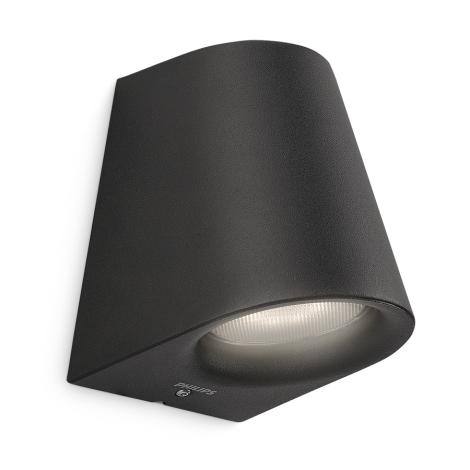 Philips 17287/30/16 - LED kültéri lámpa MYGARDEN VIRGA 1xLED/3W/230V