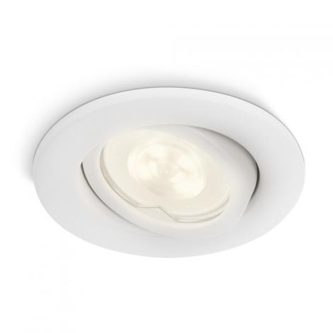 Philips 17289/31/16 - LED Beépíthető lámpa MYGARDEN FRESCO 1xGU10/2W/230V