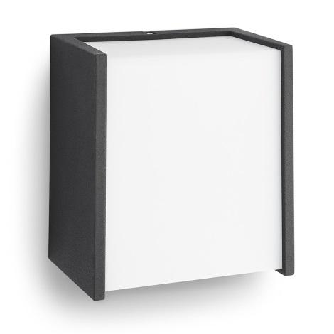Philips 17302/30/P3 - Kültéri fali lámpa MYGARDEN MACAW 1xLED/3,5W/230V