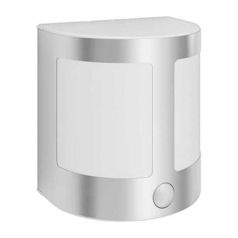 Philips 17316/47/16 - LED Kültéri fali lámpa a mozgásérzékelős MYGARDEN PARROT 1xLED/3W/230V