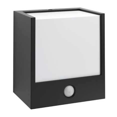 Philips 17317/30/16 - LED Érzékelős kültéri fali lámpa MYGARDEN MACAW 1xLED/3W/230V